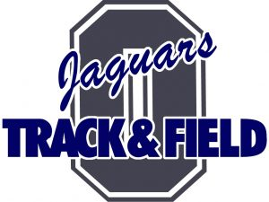 Jaguars Track and Field Logo
